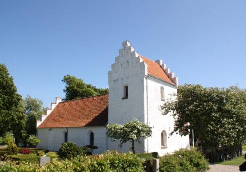 Drejø kirke juni 2013
